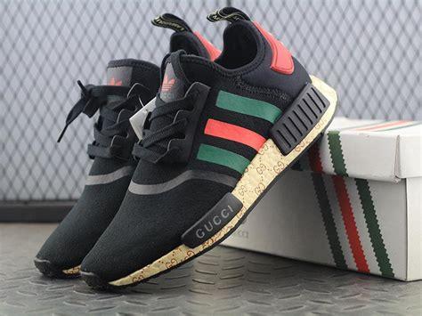 Harga Adidas Nmd X Gucci adidas originals nmd r1 x gucci bee w nmd adidas
