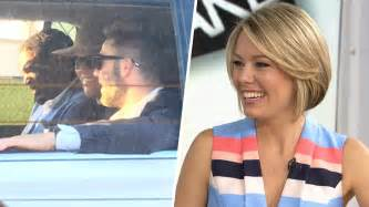 dreyer haircut pictures dylan dreyer describes her close encounter with tom brady