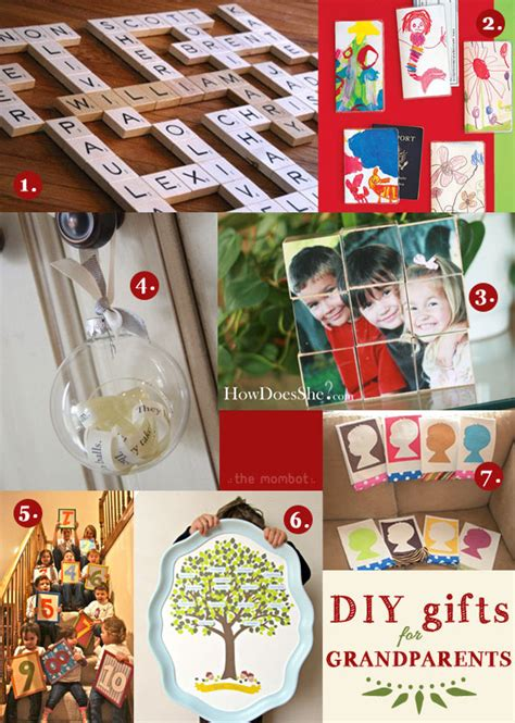 christmas gifts tomake forgrandparents diy gifts for grandparents the mombot