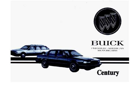 free auto repair manuals 2002 buick century interior lighting buick century limited 2002 owners manual manual guide exle 2018
