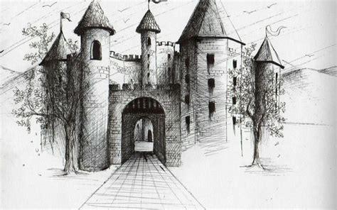 imagenes en blanco y negro de la independencia dibujo blanco y negro tinta casa castillo mis
