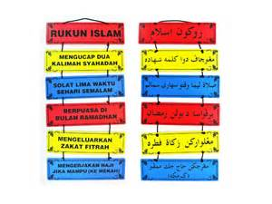 Rukun Islam Islam Dan Sains The Knownledge