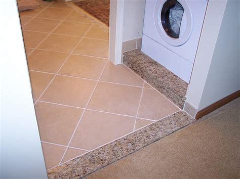 granite threshold trim central tile terrazzo