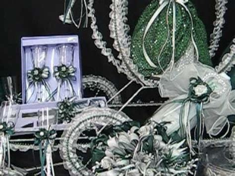 quinceanera centerpieces cinderella theme with large