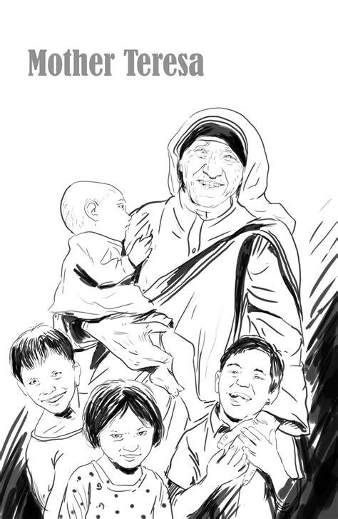 mother teresa saint teresa mother teresa activities bp blogspot com mother teresa with children coloring page