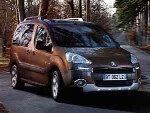 Peugeot Perrys New Peugeot Partner Tepee Perrys