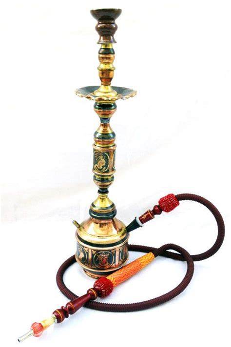 Handmade Hookah - the royalty quot boury quot handmade copper hookah