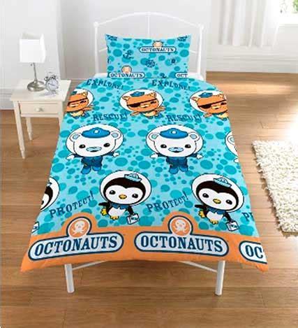 Octonauts Bedding Set Catch Au Octonauts Single Quilt Cover Set