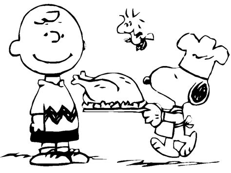 printable charlie brown thanksgiving coloring pages free coloring pages of charlie brown