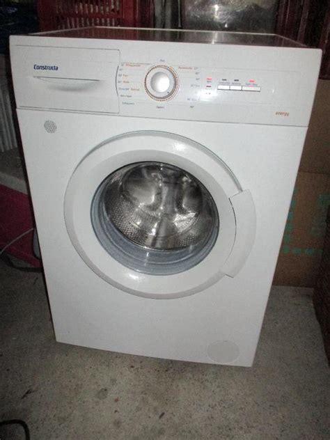 waschmaschine constructa energy sonst was neu und gebraucht kaufen bei dhd24