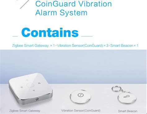2015 zigbee security smart alarm home system with