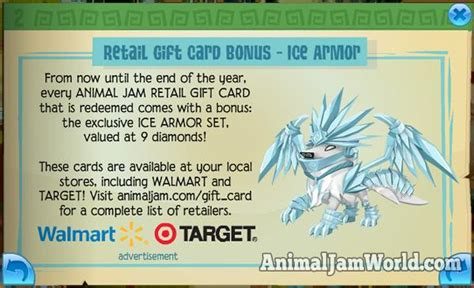 Where Can I Buy Animal Jam Gift Cards - animal jam pet party and other news animal jam world