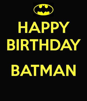 happy birthday batman design batman birthday birthday images and batman on pinterest