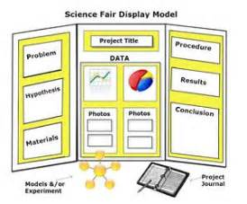 science fair / science fair board examples