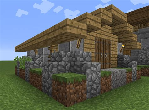 small shed creation 4658
