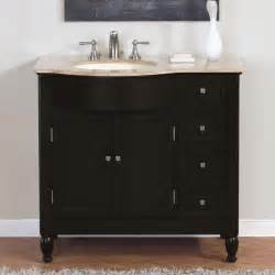 Bathroom Cabinet Vanity 38 Perfecta Pa 5312 Bathroom Vanity Single Sink Cabinet Walnut Finish Bathroom