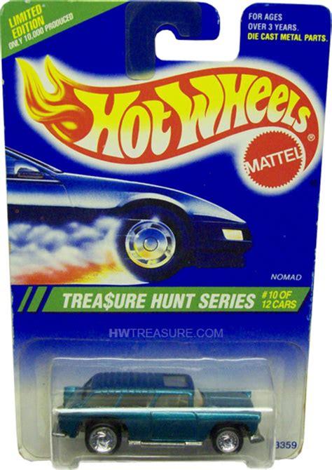 Hotwheels Nomad nomad wheels 1995 treasure hunt hwtreasure