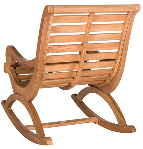 porch rocking chair outdoor furniture safavieh com