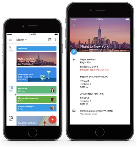 kalender ipad design ny kalender app fra google til iphone