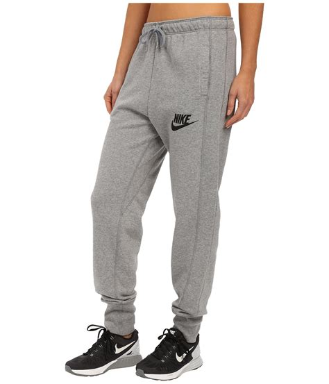 nike rally jogger sweatpant in gray for lyst