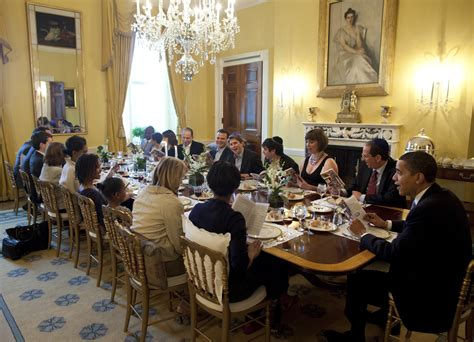 Passover Empty Chair by File Barack Obama Hosts A Seder Dinner 2009 Jpg