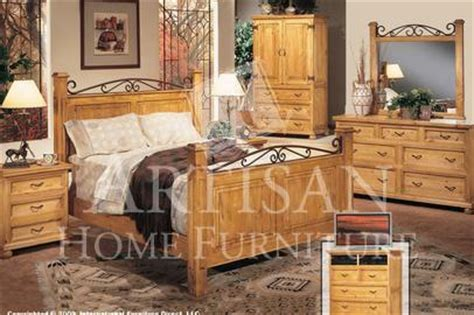 southwest style bedroom furniture another new furniture line offered artisan home furniture