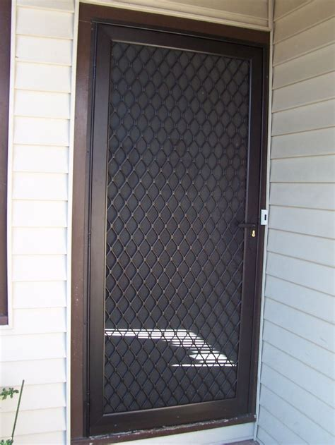 door for screen door best 25 screen door protector ideas on security door steel security