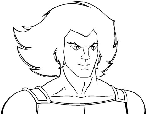Thundercats Coloring Pages Coloring Thunder Cats 2011 Coloring Pages by Thundercats Coloring Pages