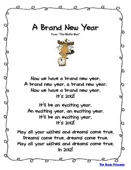 christmas and new year poems for kindergarten poetry new year worksheet festival collections