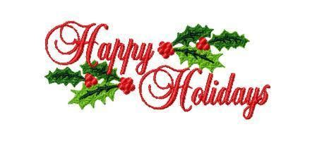merry christmas  happy holidays moccasin wallow golf club