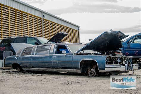 cadillac fleetwood limousine junkyard therapy 1987 cadillac fleetwood limousine the
