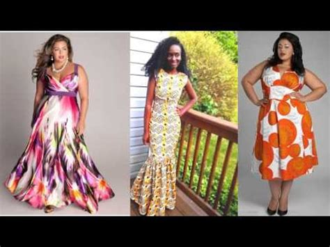 House Color Trends 2017 by Plus Size African Trendy Dresses African Fashion Wear