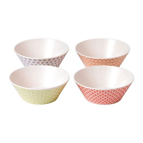 Set Of 4 Bowl buy royal doulton pastels cereal bowl set of 4 amara