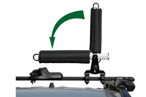 Dual Kayak Roof Rack by Inno Dual Kayak Rack Free Shipping From Autoanything
