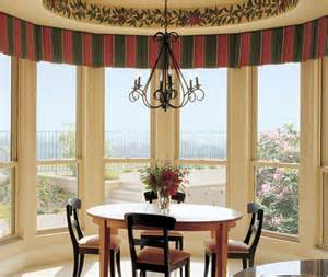 bay windows accesorizing and decorating furnish burnish