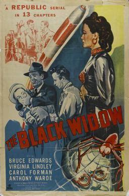 The Black Widow (serial) - Wikipedia K 11 Poster