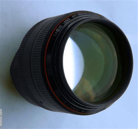Lensa Canon Ef 85mm F 1 2 L Ii Usm canon ef 85mm f 1 2l medum telephoto lense index page