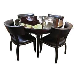 ralph clivedon dining chairs set of four