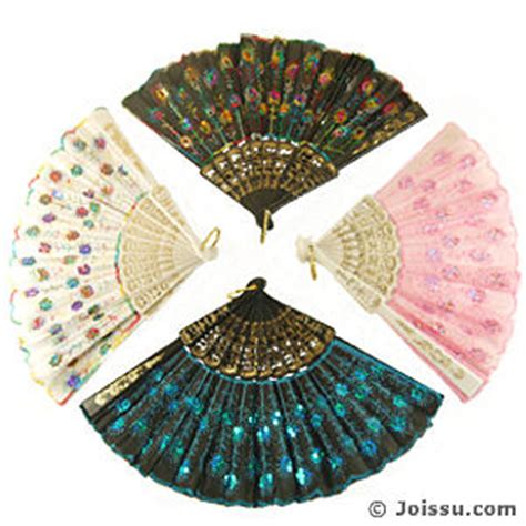 hand fans in bulk embroidered sequined folding hand fans wholesale bulk