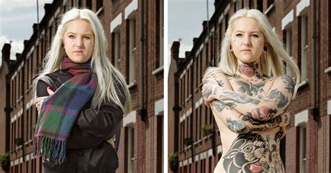 nude and tattooed photographer reveals what hides tattooed s