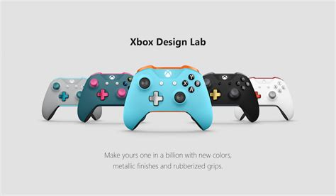 design lab ps4 controller xbox design lab adds even more customization options