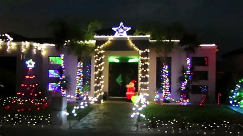 point cook christmas lights santander crescent youtube
