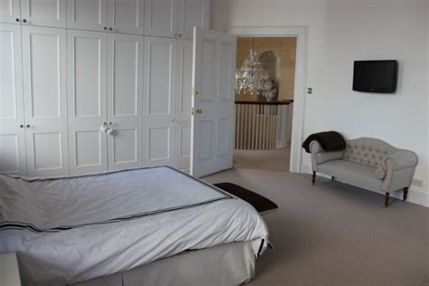 roll top bath in bedroom lovely spacious bedroom of modernised georgian house with
