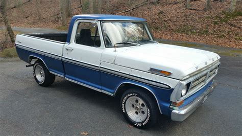 72 ford f100 72 ford ranger f100 shortbed 70 mustang 351w 4 speed power