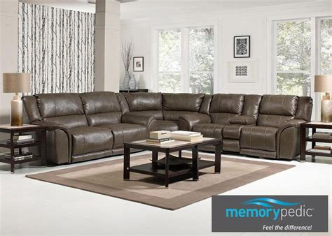 classic relaxation  carmela sectional  smoke features  stylish version   classic