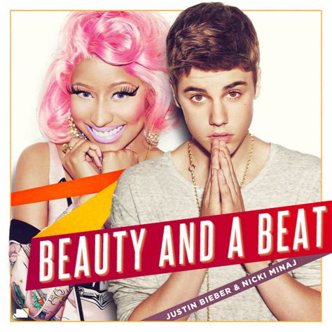 justin bieber beauty and a beat klaviernoten justin bieber beauty and a beat ft nicki minaj by