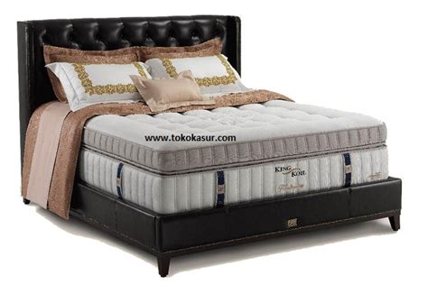 Kasur King Koil World Edition king koil springbed indonesia sale paling murah