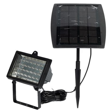 Solar Panel Landscape Lighting Led Solar Light Outdoor Waterproof Ip68 Portable Solar Light Cold White Led Landscape Solar