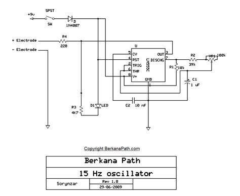 Zapper Circuit Diagram