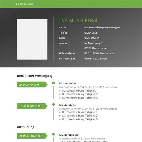 Homepage Design Vorlagen Kostenlos Vorlage Grau Gr 252 N Tabellarischer Lebenslauf